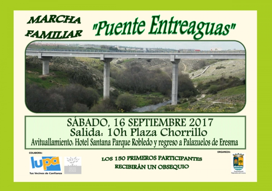 V Marcha Familiar Puente de las Entreaguas