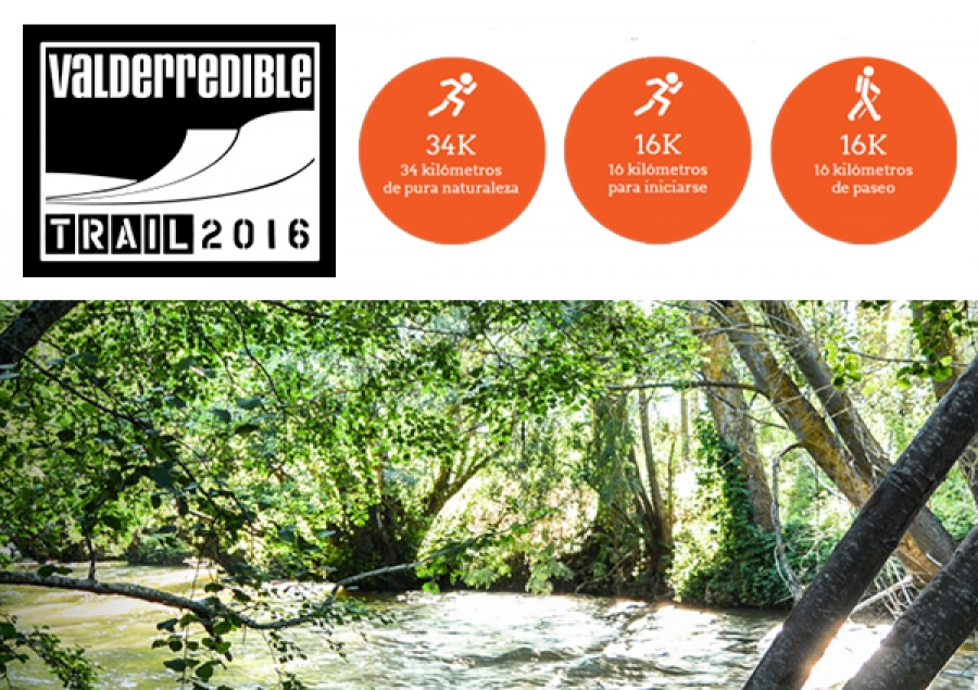 I VALDERREDIBLE TRAIL 2016